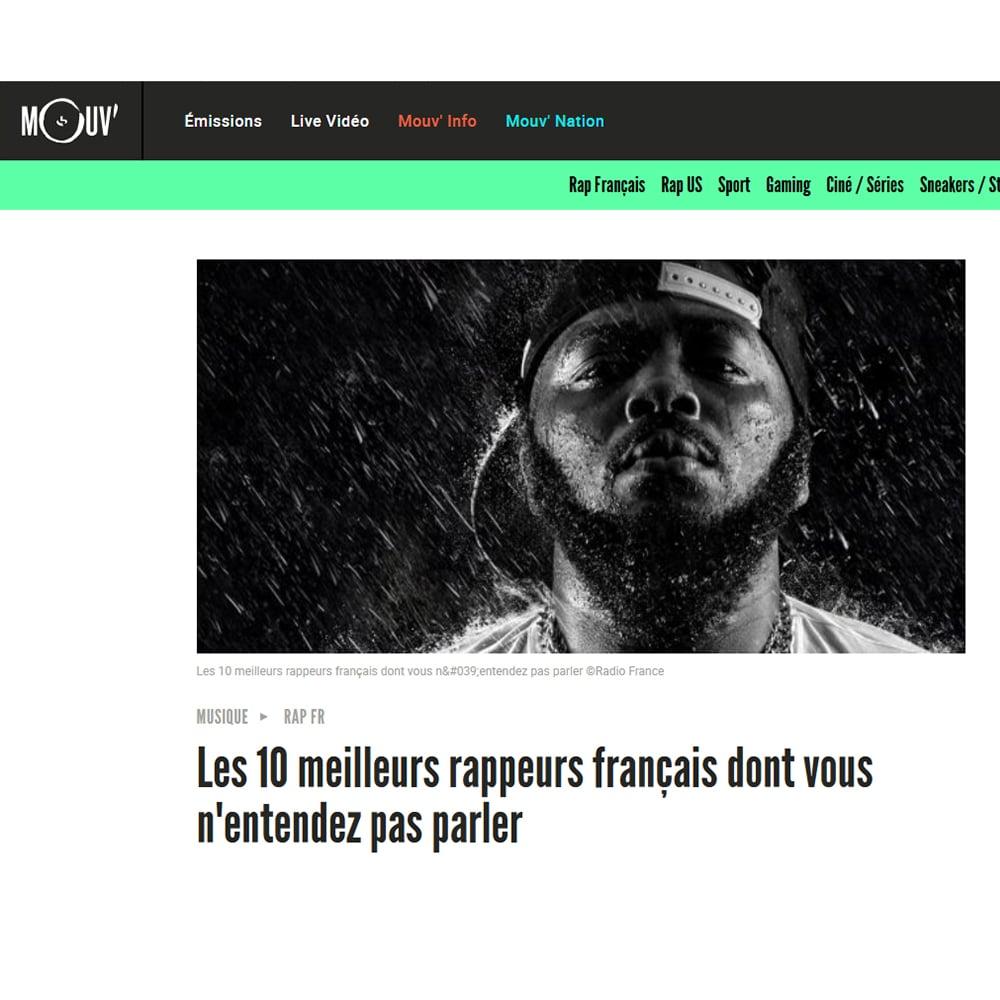Chronique LE MOUV