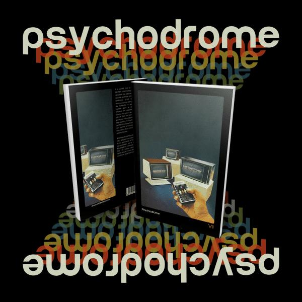 Promos livre Psychodrome