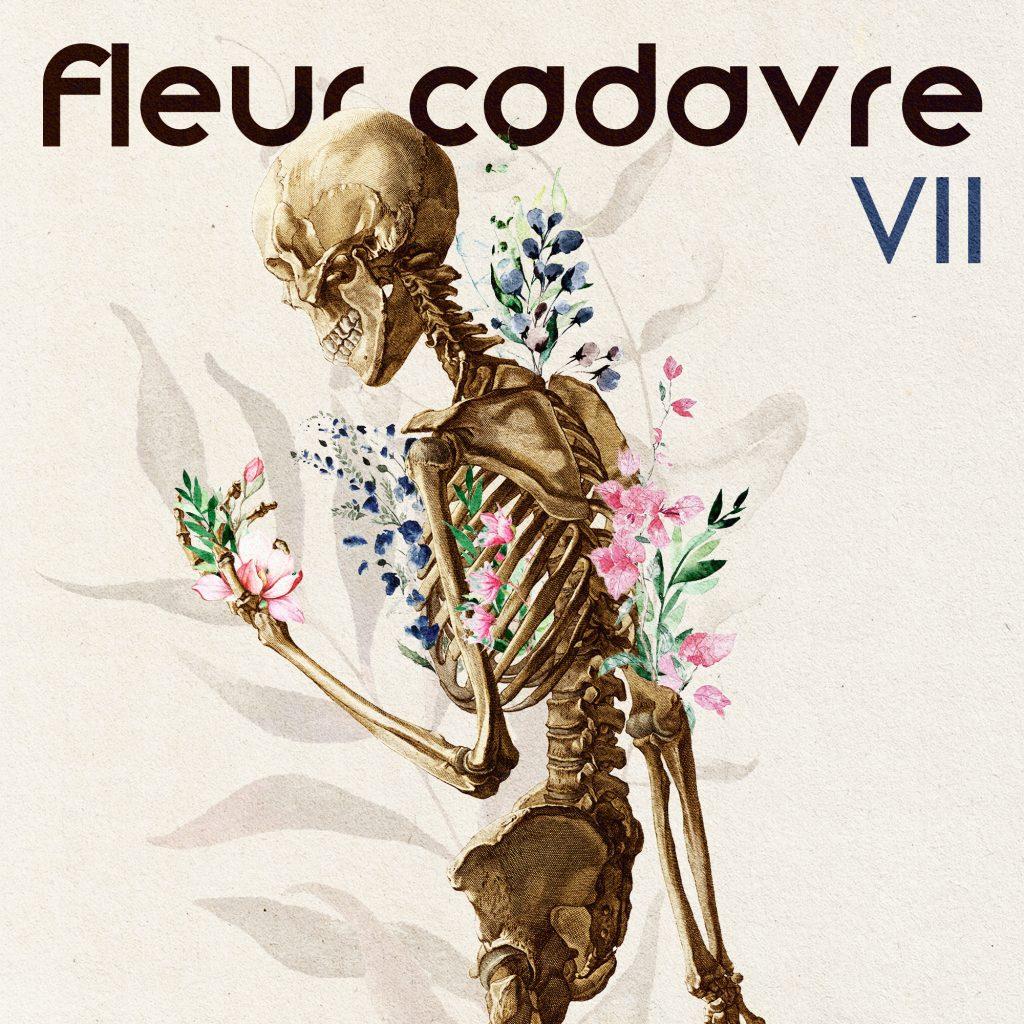 Couv carré Fleur cadavre